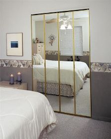 Small Room and Mirror