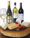 Shavuot - a Wine and Cheese Party