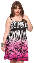 Zebra Print Dress for Plus Size Women - Forever 21